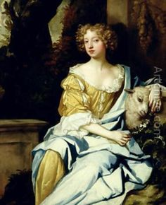 Sir Peter Lely PaintingTitle:Nell Gwynne 1650-87 2