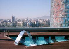 Hôtel Silken Diagonal: branché et design - Les Bons Plans de Barcelone