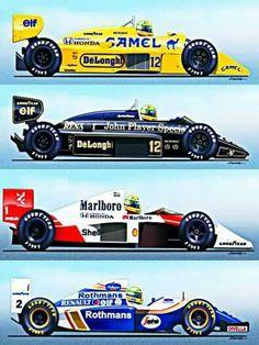 Senna's Fantastic Rides!