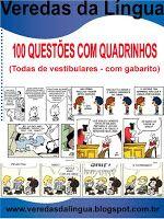 Veredas da Língua: GABARITO – EXERCÍCIOS SOBRE VARIEDADES LINGUÍSTICAS Vestibular, Reading Comprehension, Text Types, Colleges