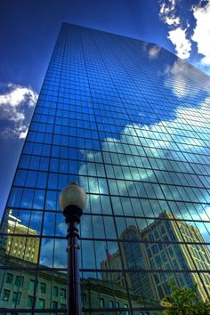 John Hancock Building Baseview by JohnDoe6 on deviantart.net