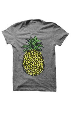 Pineapple Solo Tee