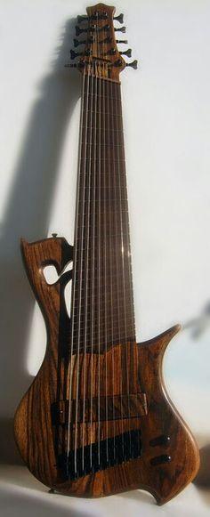 Prometeus Guitars 10 stringer.