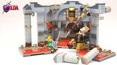 Set de LEGO baseado no game The Legend of Zelda – Shut up and take my Rupees!
