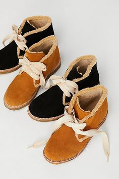 Andros Suede Boot by Jeffrey Campbell at Free People