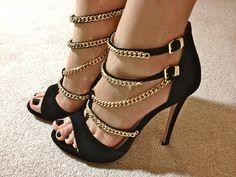 Zara Open Toe Sandal