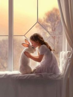 Gute Nacht Hase The Effective Pictu Animals For Kids, Cute Baby Animals, Animals And Pets, Girl Photography, Children Photography, Animal Photography, Beautiful Children, Animals Beautiful, Cute Kids