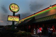 Louis Italian Restaurant. Fountain City area of Knoxville..