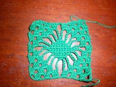 Crochet Spider Stitch