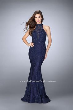 La Femme 24451  La Femme Prom Prom Dresses 2017, Evening Gowns, Cocktail Dresses: Jovani, Sherri Hill,  La Femme, Mori Lee, Zoe Gray