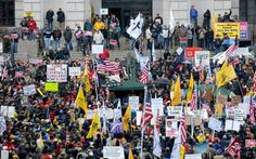 'We Will Not Comply!': NRA Holds Massive Rally In NY To Protest State's Restrictive Gun Laws...video here