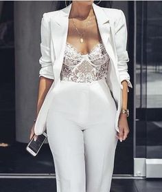 Women's Sexy Lingerie Nightwear Bodysuits – Party Dresses – Mode Outfits Bodysuit Lingerie, Sexy Lingerie, White Lingerie, Bodysuit Fashion, Wedding Lingerie, Women Lingerie, Honeymoon Lingerie, Elegantes Outfit Frau, Look Fashion