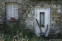 Irish door and window