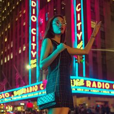 Mikeila Borgia: luces, cámara, ¡color!