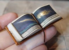 EV Miniatures Open Book End of days with Comet 1~ evminiatures
