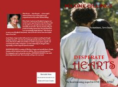 DESPERATE HEARTS (REVISED PAPERBACK COVER)