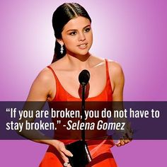 Kill 'em with crying: We're still emotional after Selena Gomez's #AMAs acceptance speech, and we know you are too. (: @gettyentertainment)