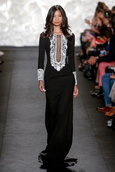 Naeem Khan Spring 2015 Ready-to-Wear - Collection - Gallery - Look 28 - Style.com