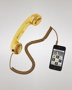 Native Union Pop Phone for iPhone - Liquid Metallic | Bloomingdale's