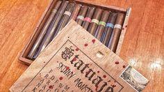 Cigar Review   Tatuaje Skinny Monsters