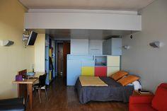 Unité d'Habitation - Marseille, France / 1947-52 / Le Corbusier