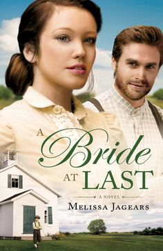 Book #3 A Bride at Last, Melissa Jagears.  I loved this series.  Had to wait between books, for next one.  So get all 3 and settle in for a great read.