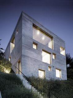 Wespi De Meuron /// Neubau Haus /// S.Abbondio /// 2012