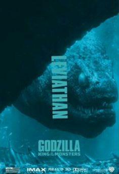 Godzilla King of the Monsters: Leviathan All Godzilla Monsters, Godzilla Comics, Godzilla 2, Godzilla Wallpaper, Marvel Wallpaper, Kaiju Size Chart, Godzilla Franchise, Godzilla Birthday, King Kong Vs Godzilla