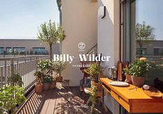 New at Billy-Wilder-Promenade: 11 exclusive penthouse apartments ready to move in Berlin-Lichterfelde. Every penthouse features at least one terrace and high-quality interior. Contact us at: 030-880-353-544