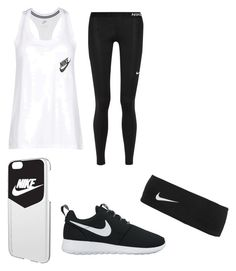 """""""P.E."""" by gretchenlover ❤ liked on Polyvore featuring NIKE"""