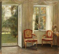 carl wilhem holsoe painting
