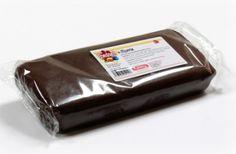 Pasta de Açúcar Castanho Kelmy 1Kg