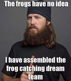 Jase from Duck Dynasty. Jase Robertson, Robertson Family, Duck Dynasty Cast, Duck Calls, Quack Quack, Duck Commander, Favorite Tv Shows, Favorite Things, The Funny