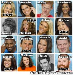 big brother 15 | ... weeks Big Brother 15 Spoilers | OnlineBigBrother Live Feed Updates