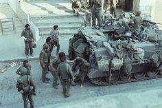 aRMY The First Lebanon War, 1982