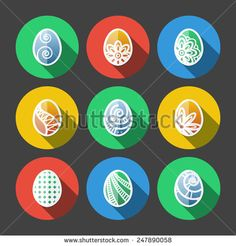 http://www.shutterstock.com/ru/pic-247890058/stock-vector-set-of-flat-colored-easter-eggs-icons-with-long-shadow.html?rid=1558271