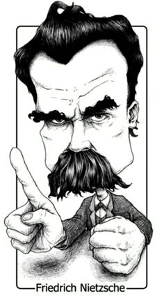 Friedrich Nietzche✔