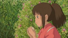 Screencap Gallery for Spirited Away (2001) (720p Bluray, Studio Ghibli). Chihiro and her parents are moving to a small Japanese town in the countryside and Chihiro is missing her old house. Chihiro's father makes a wrong turn an