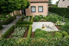 André Goemaere tuinaanleg viridis te brakel - tuinaanleg oost vlaanderen - tuinontwerp maken mooie tuin