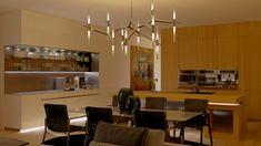Proyecto 02 3D de interiorismo para vivienda unifamiliar situada en Las Rozas, Madrid alfonsoperezalvarez.com