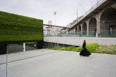 Bernard Tschumi,  Place de l'Europe, Lausanne