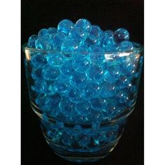 Jelly Decor is water absorbent and can hold about 100 times their weight in water. Simply add water and watch them expand into miniature spheres. It is made out of non-toxic and biodegradable polymer.