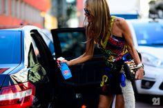 Le 21ème / Anna Dello Russo | Milan  // #Fashion, #FashionBlog, #FashionBlogger, #Ootd, #OutfitOfTheDay, #StreetStyle, #Style