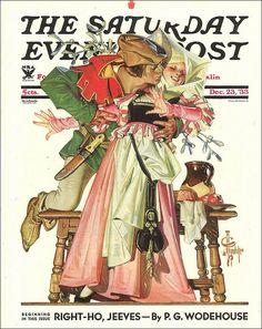 One of my very favorites. Cover art by J.C. Leyendecker
