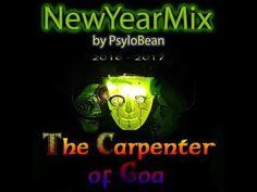 PsyloBean - Dj Set@The Carpenter of Goa ॐ Sylvester 2016-2017 [Psychedel...