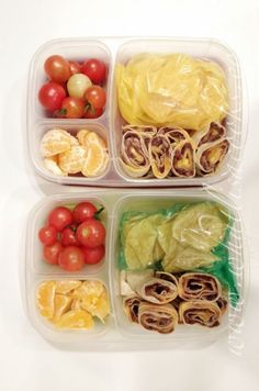 NON-Sandwich ideas for school lunches!