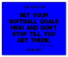 #softball #quotes and #posters for motivation@RaeRae7ZC