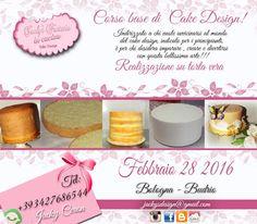 CORSI CAKE DESIGN  BUDRIO (BO): CORSO BASE DI CAKE DESIGN SU TORTA VERA BOLOGNA BU...