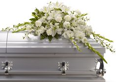 Order Bountiful Memories Casket Spray flower arrangements from All Flowered Up Too, your local Lubbock, TX florist. Send Bountiful Memories Casket Spray floral arrangement throughout Lubbock and surrounding areas. All Flowers, Pretty Flowers, White Flowers, Casket Flowers, Funeral Flowers, Funeral Floral Arrangements, Flower Arrangements, White Coat Ceremony, Funeral Sprays