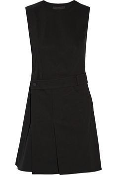 Shop on-sale Alexander Wang Woven mini dress. Browse other discount designer Dresses & more on The Most Fashionable Fashion Outlet, THE OUTNET.COM